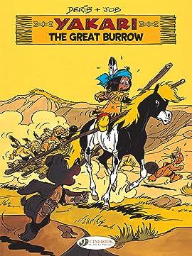 Yakari Vol. 13: The Great Burrow