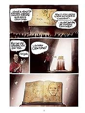 Chronosquad Vol. 3: Poulet et cervelle de paon à la romaine