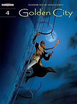 Golden City Vol. 4: Goldy