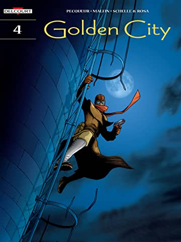Golden City Vol. 4: Goldy