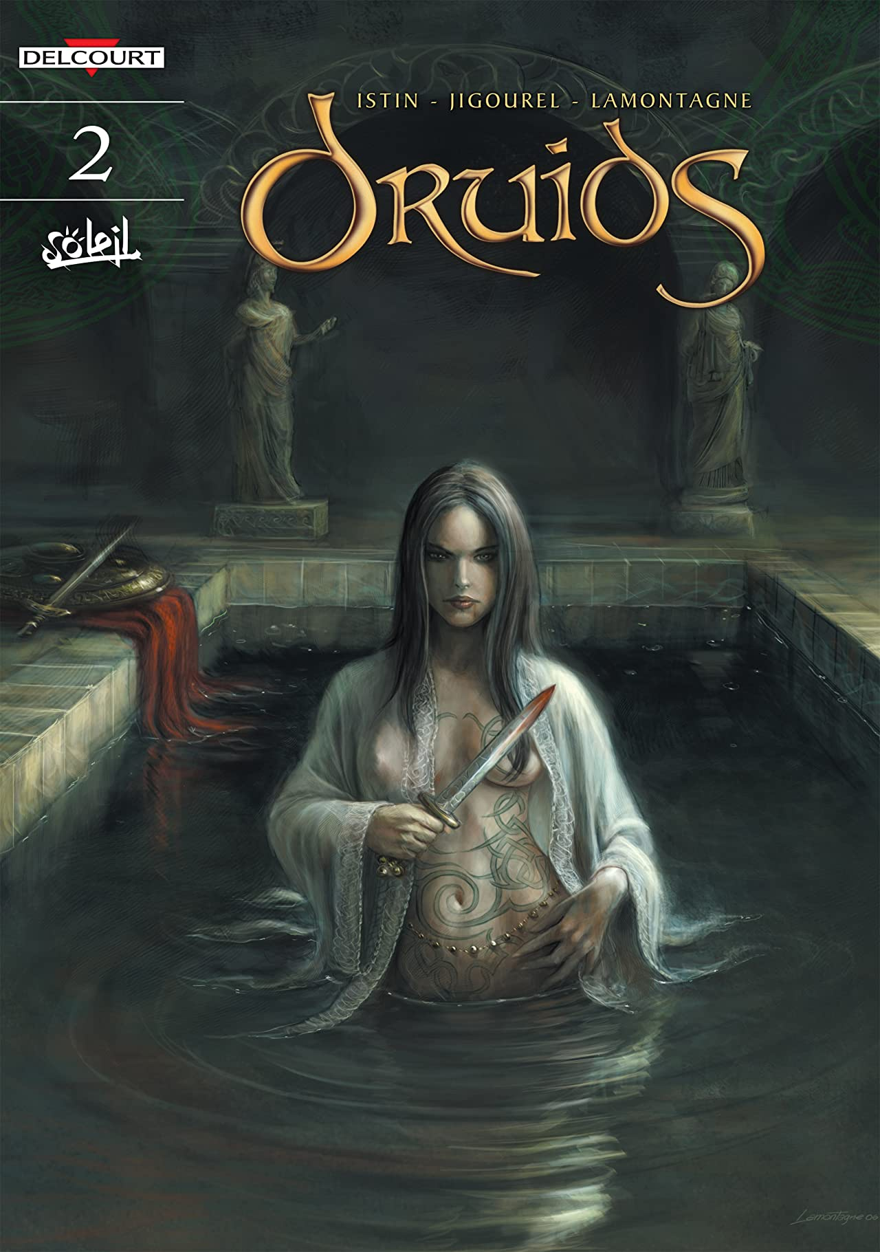 Druids Vol. 2: City of Seduction