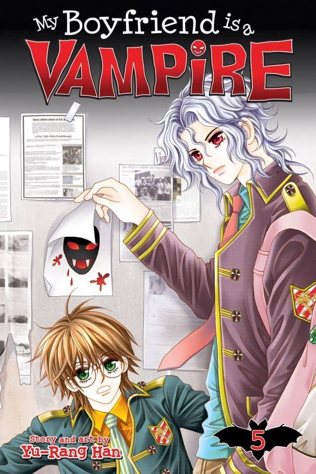 My Boyfriend Is A Vampire Vol. 5