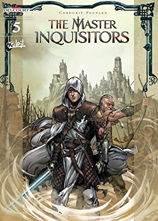 The Master Inquisitors Vol. 5: Aronn