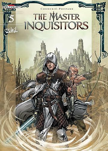 The Master Inquisitors Vol. 5: Aronn