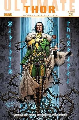 Ultimate Comics Thor #2 (of 4)
