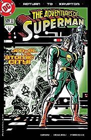 Adventures of Superman (1986-2006) #589