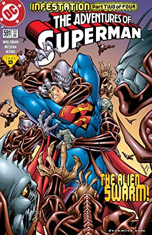Adventures of Superman (1986-2006) #591