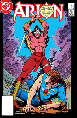 Arion, Lord of Atlantis (1982-1985) #23