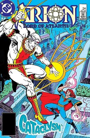 Arion, Lord of Atlantis (1982-1985) #24
