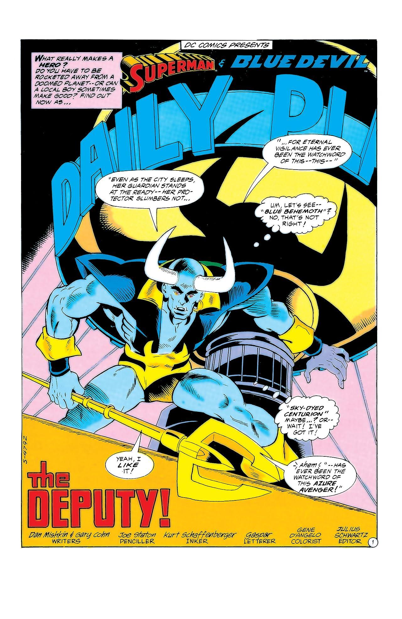 DC Comics Presents (1978-1986) #96