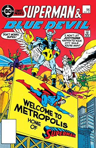 DC Comics Presents (1978-1986) #96