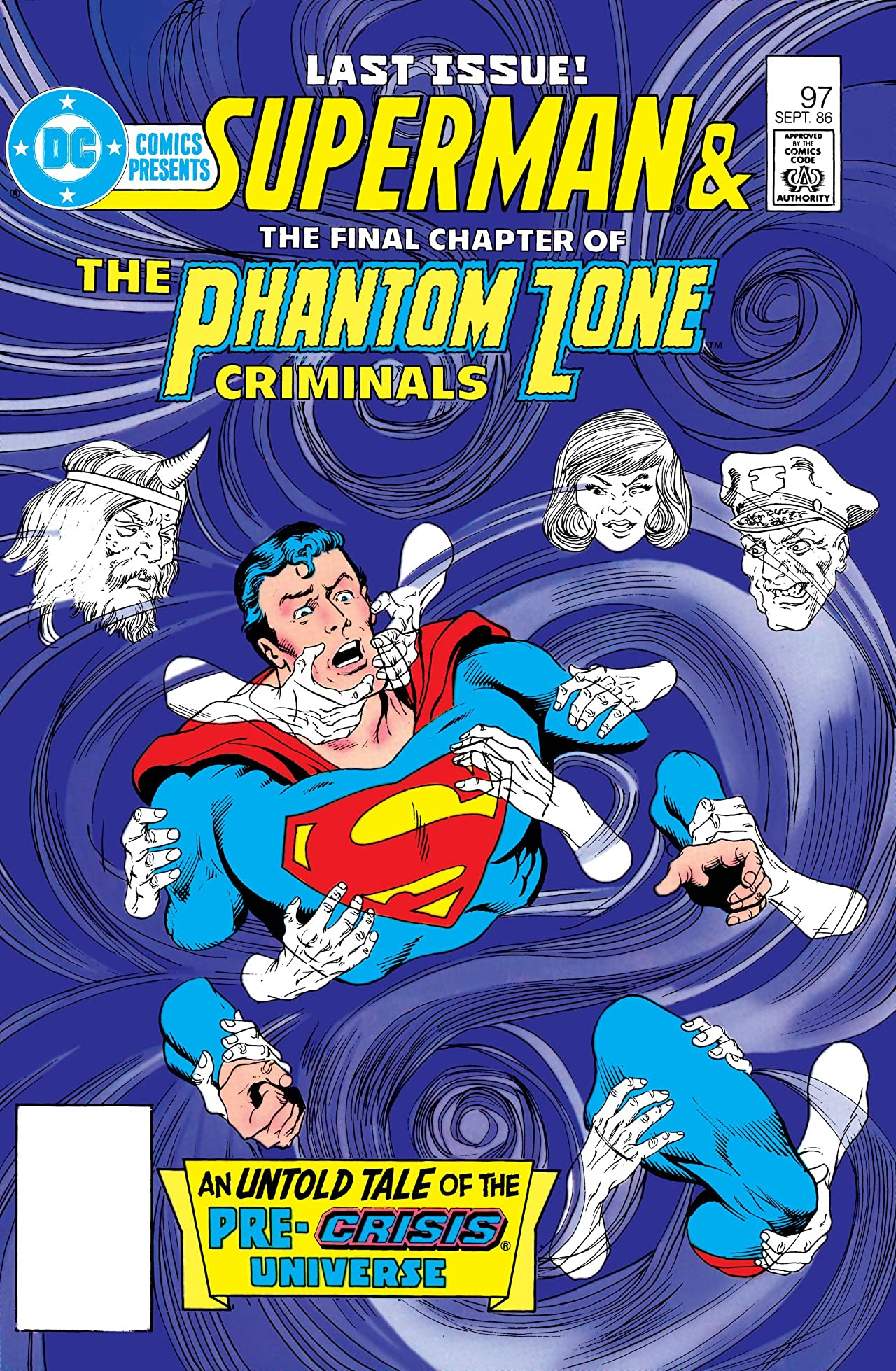 DC Comics Presents (1978-1986) #97