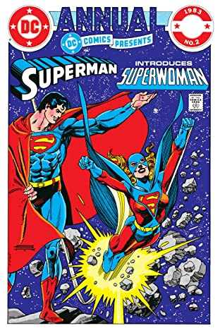 DC Comics Presents (1978-1986) Annual #2