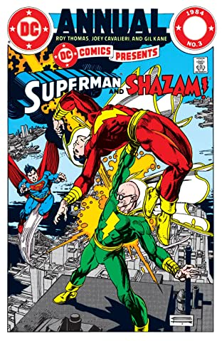 DC Comics Presents (1978-1986) Annual #3
