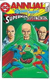 DC Comics Presents (1978-1986) Annual #4