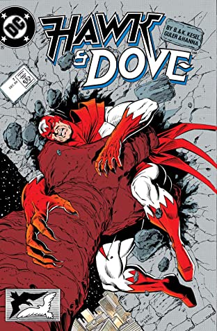 Hawk and Dove (1989-1991) #7