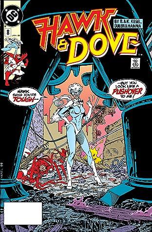 Hawk and Dove (1989-1991) #8