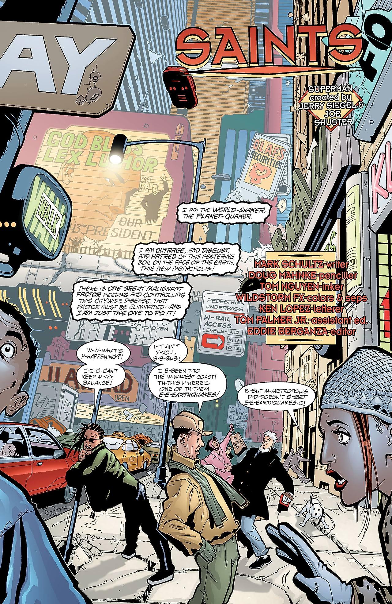 Superman: The Man of Steel (1991-2003) #110