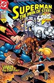 Superman: The Man of Steel (1991-2003) #110