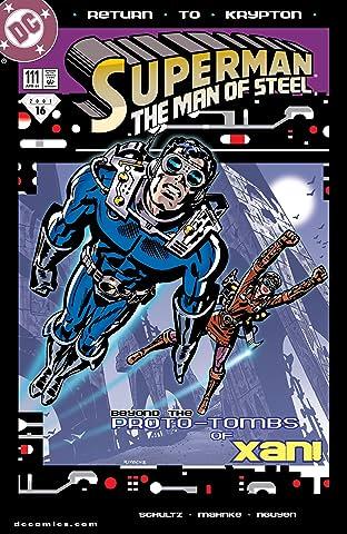 Superman: The Man of Steel (1991-2003) #111