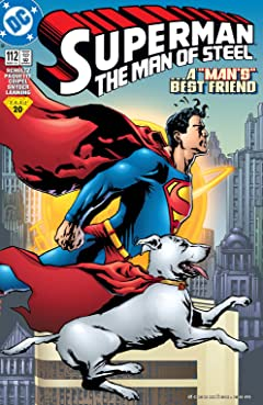 Superman: The Man of Steel (1991-2003) #112