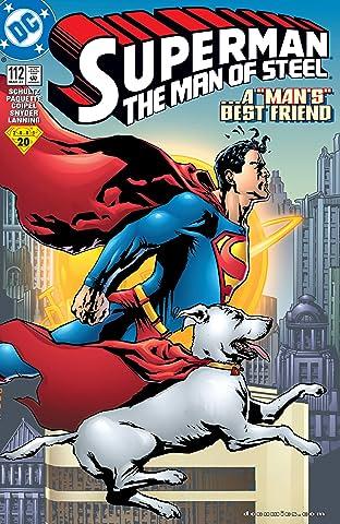 Superman: The Man of Steel (1991-2003) #112