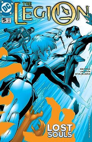 The Legion (2001-2004) #5