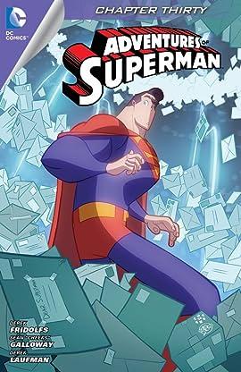 Adventures of Superman (2013-2014) #30