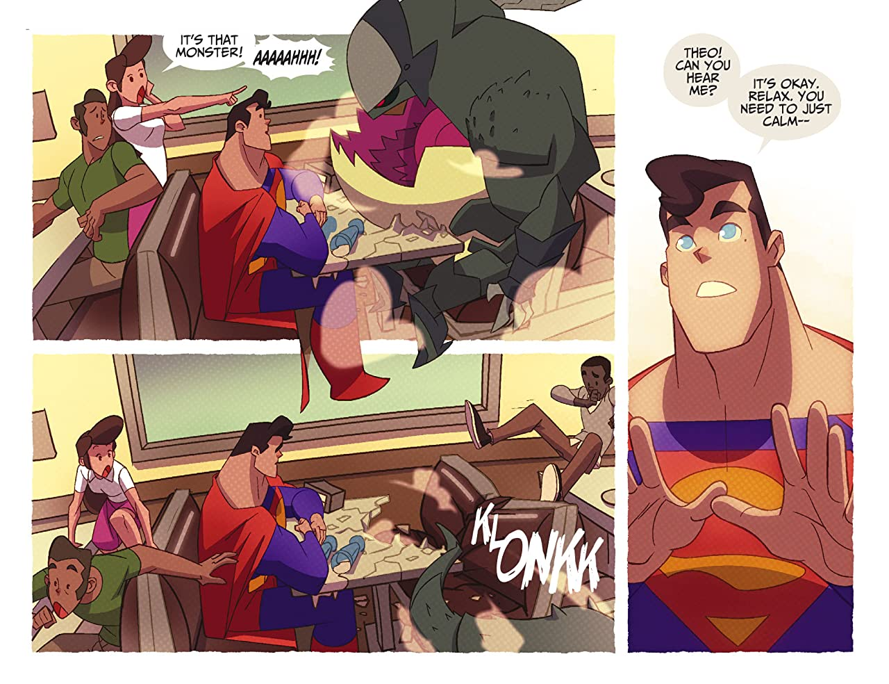 Adventures of Superman (2013-2014) #30