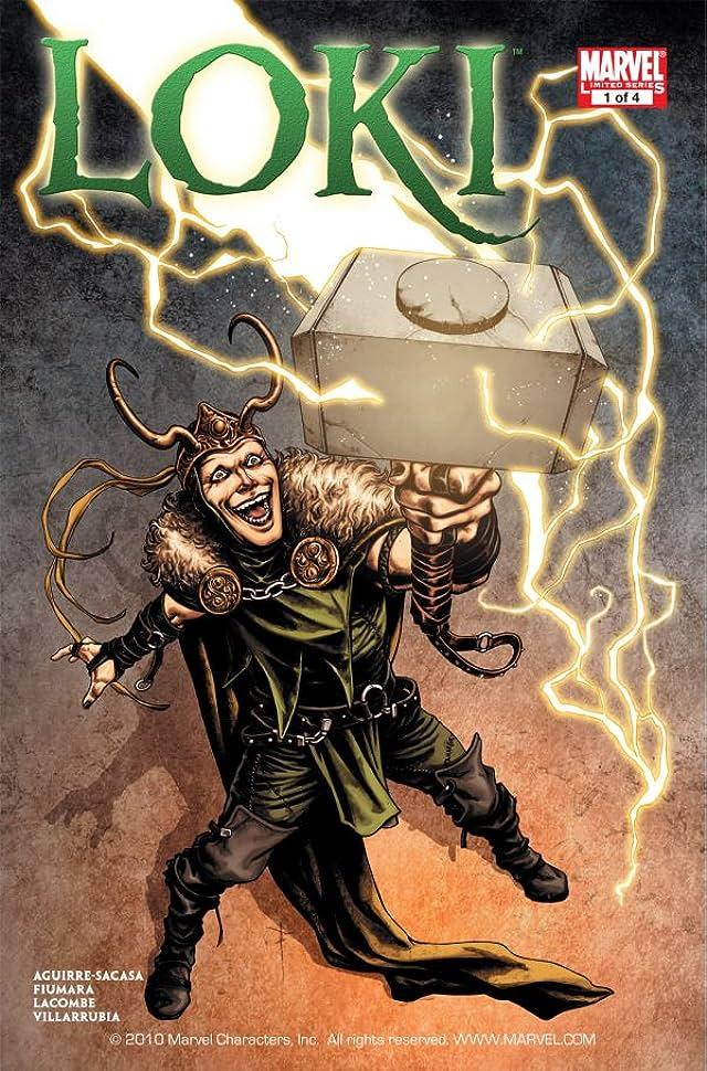 Loki (2010-2011) #1