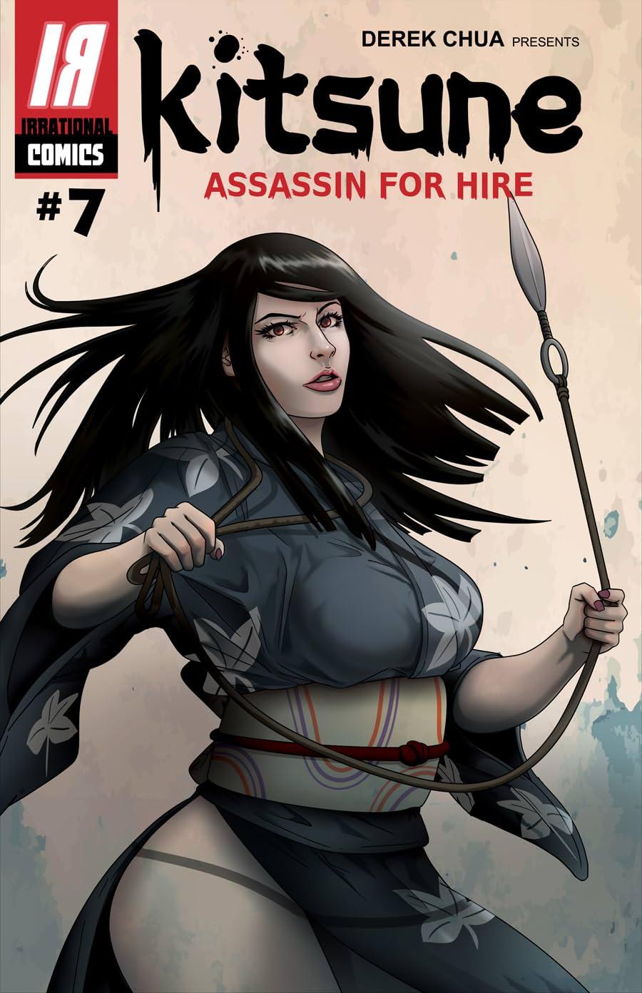 Kitsune: Assassin For Hire #7