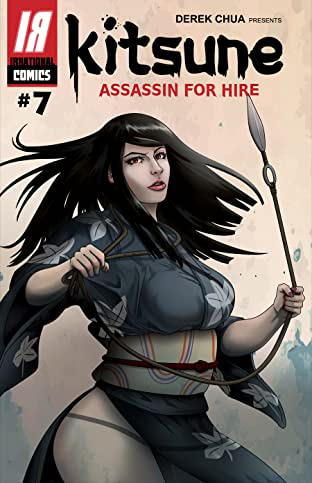 Kitsune: Assassin For Hire #7