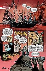 Animal Man (2011-2014) #25