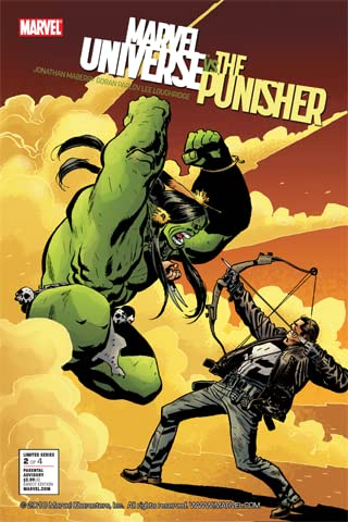 Marvel Universe vs. the Punisher #2 (of 4)