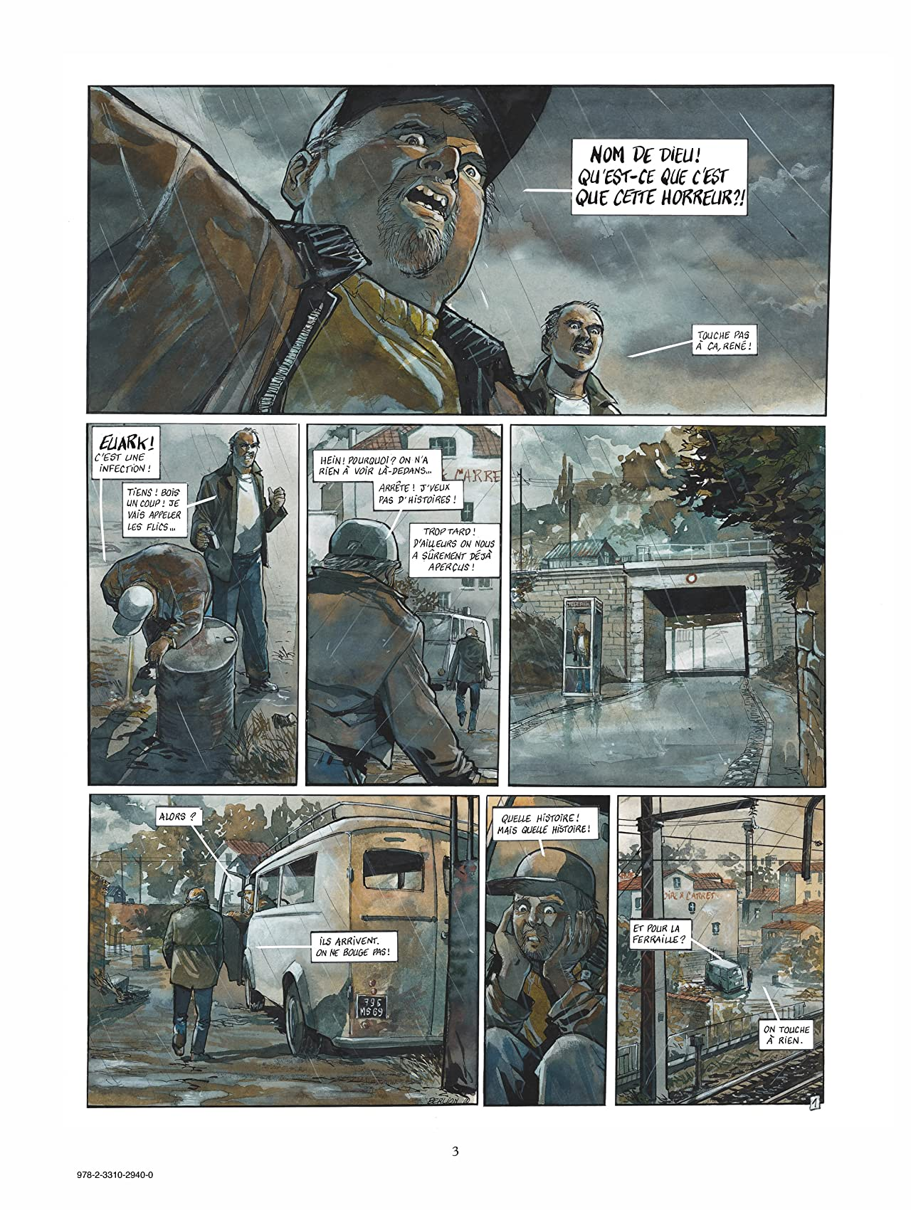 Histoires d'en ville Vol. 1: Rochecardon