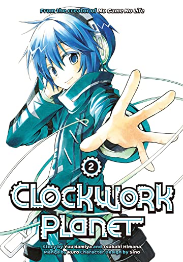 Clockwork Planet Vol. 2