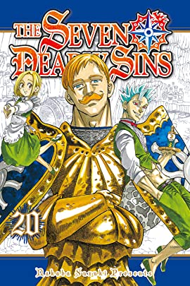 The Seven Deadly Sins Vol. 20
