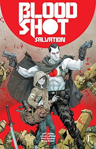 Bloodshot Salvation No.1