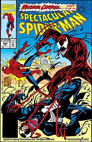 Peter Parker, The Spectacular Spider-Man (1976-1998) #202