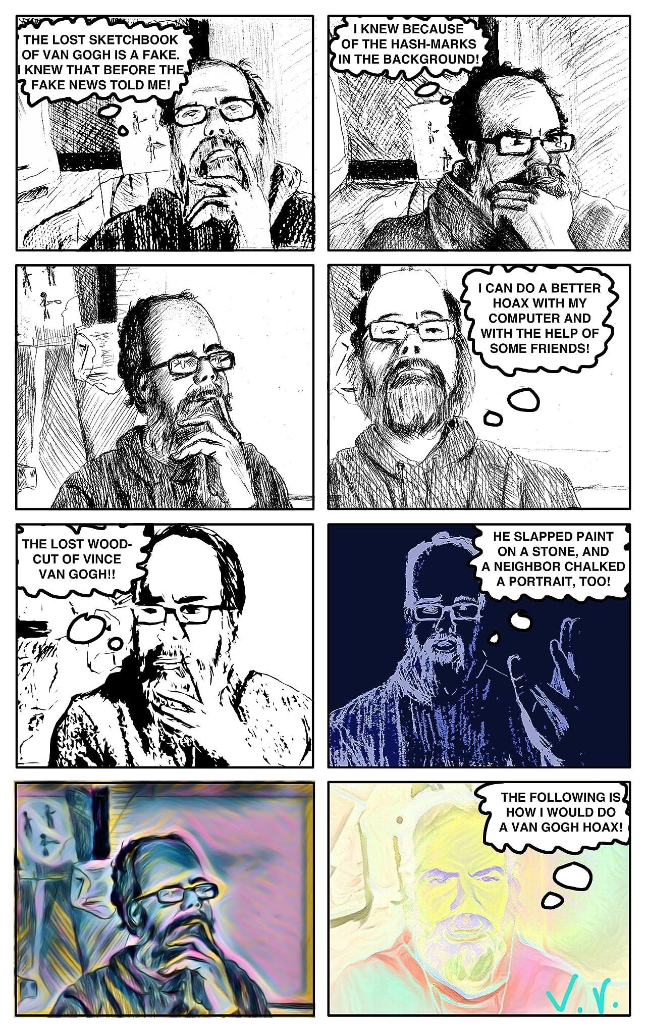 COMIX 4 COMPUTERS Vol. 2