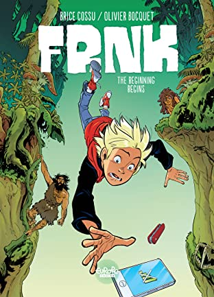 Frnk Vol. 1: The Beginning Begins
