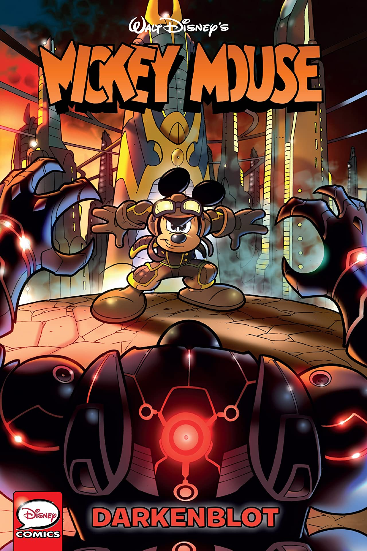 Mickey Mouse Vol. 6: Darkenblot