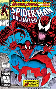 Spider-Man Unlimited (1993-1998) #1