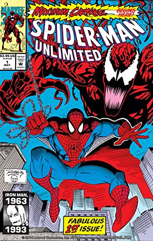 Spider-Man Unlimited (1993) #1