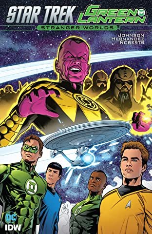 Star Trek/Green Lantern Tome 2: Stranger Worlds