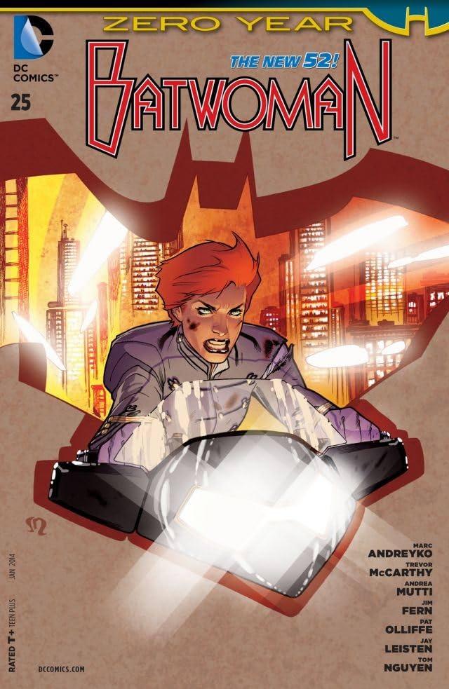Batwoman (2011-2015) #25