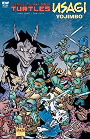 Teenage Mutant Ninja Turtles / Usagi Yojimbo