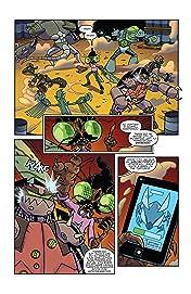 Teenage Mutant Ninja Turtles: Amazing Adventures: Robotanimals! #2 (of 3)