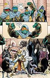 Teenage Mutant Ninja Turtles #72