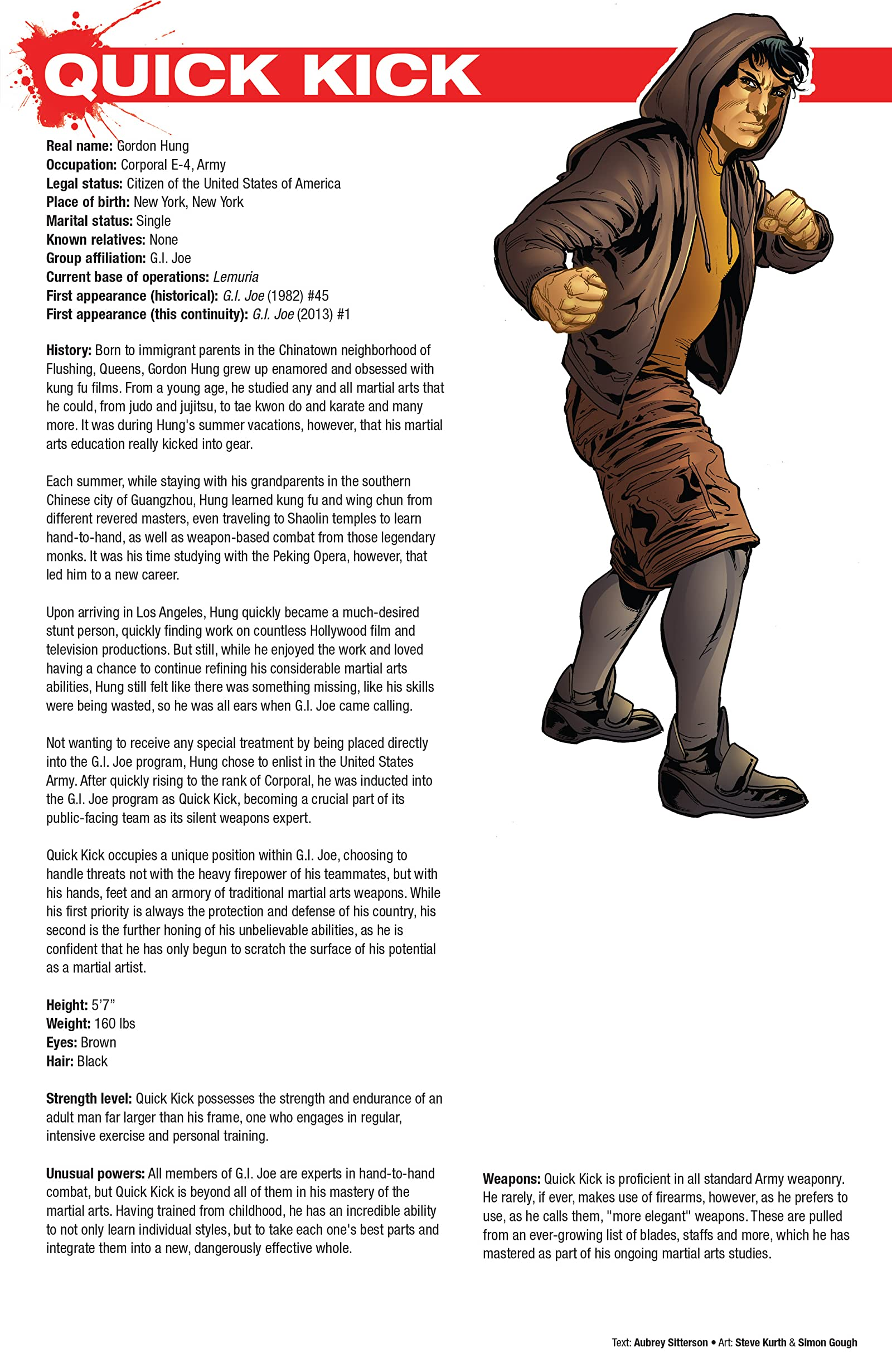 Hasbro Heroes Sourcebook #3 (of 3) - Comics by comiXology
